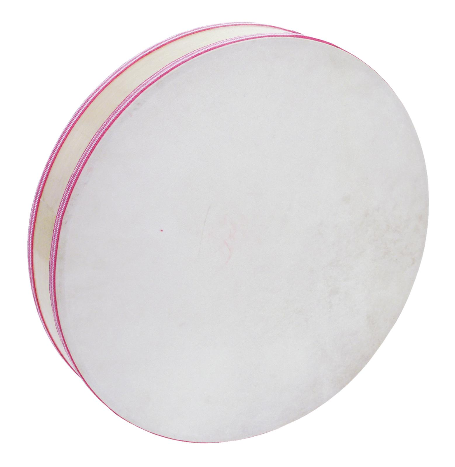 Ocean Drum, grande, riempito con sfere di metallo, rosa, DIMAVERY