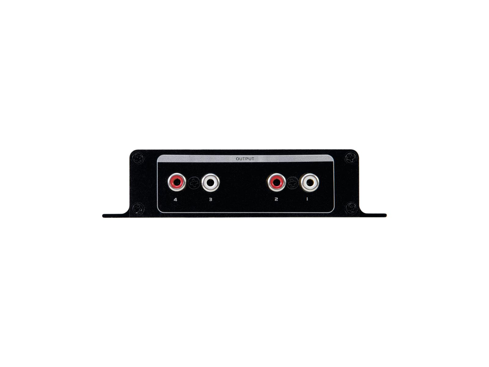 OMNITRONIC SMARD-24RCA Digitaler DSP-Controller
