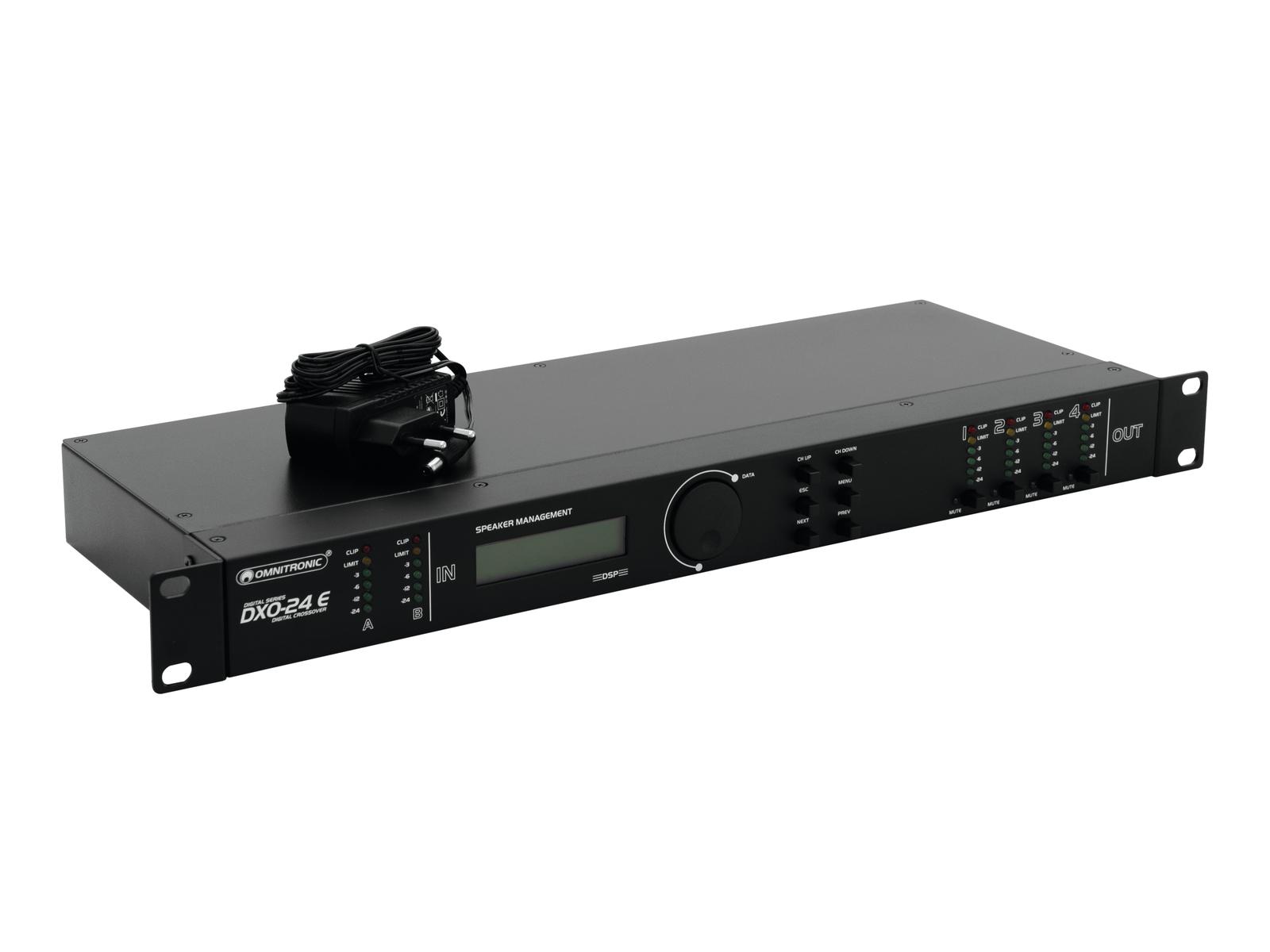 OMNITRONIC DXO-24E Digitaler Controller