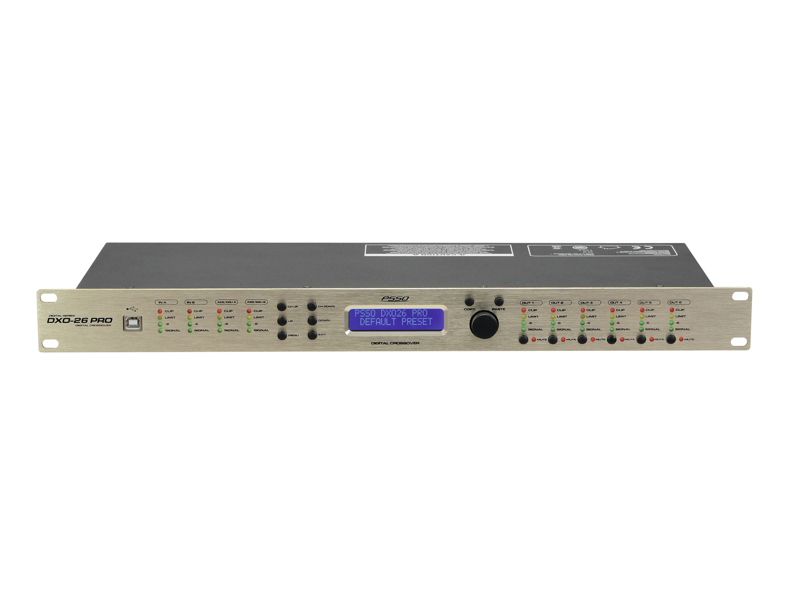 PSSO DXO-26 PRO controller Digitale