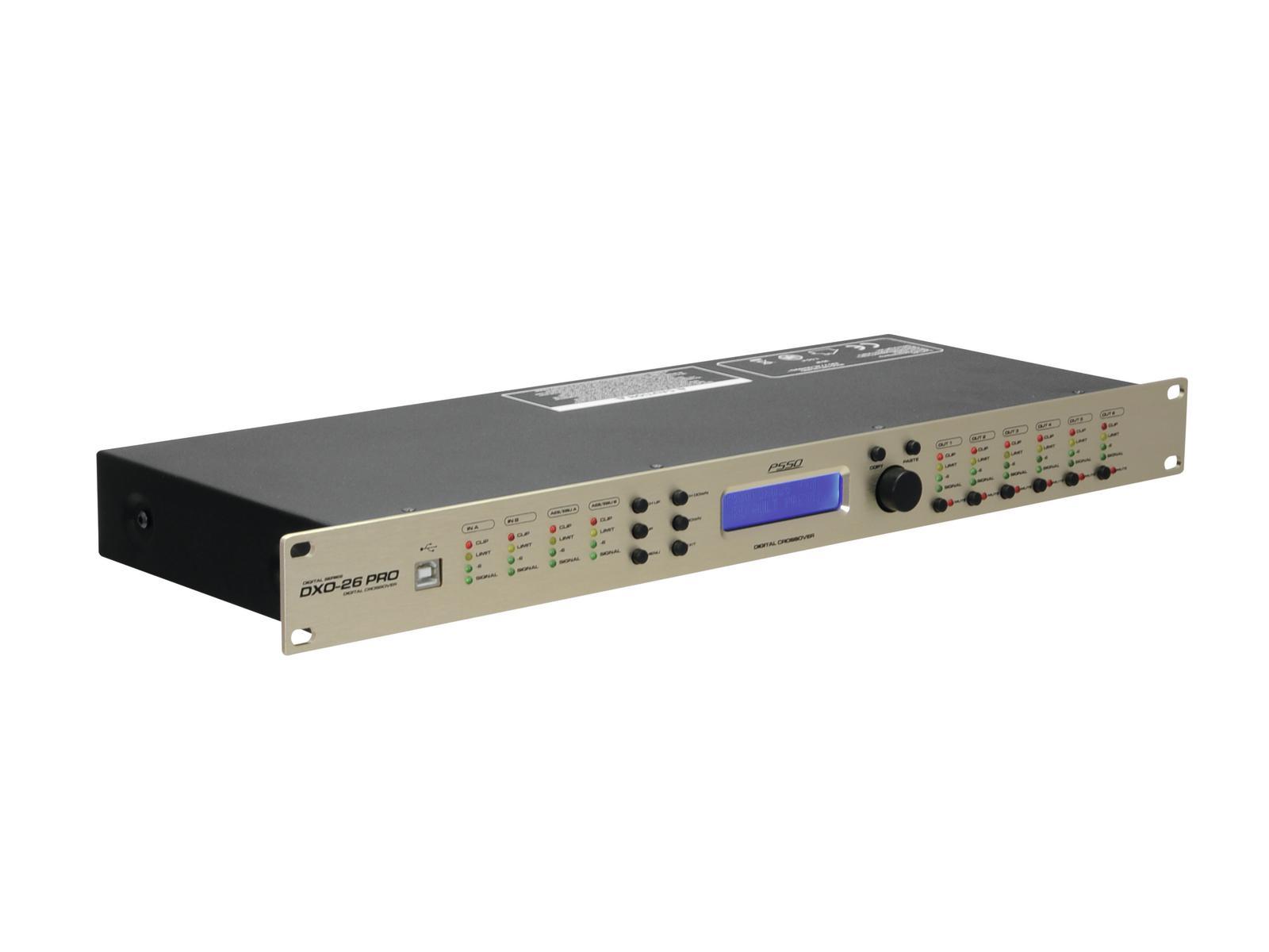 PSSO DXO-26 PRO Digitaler Controller