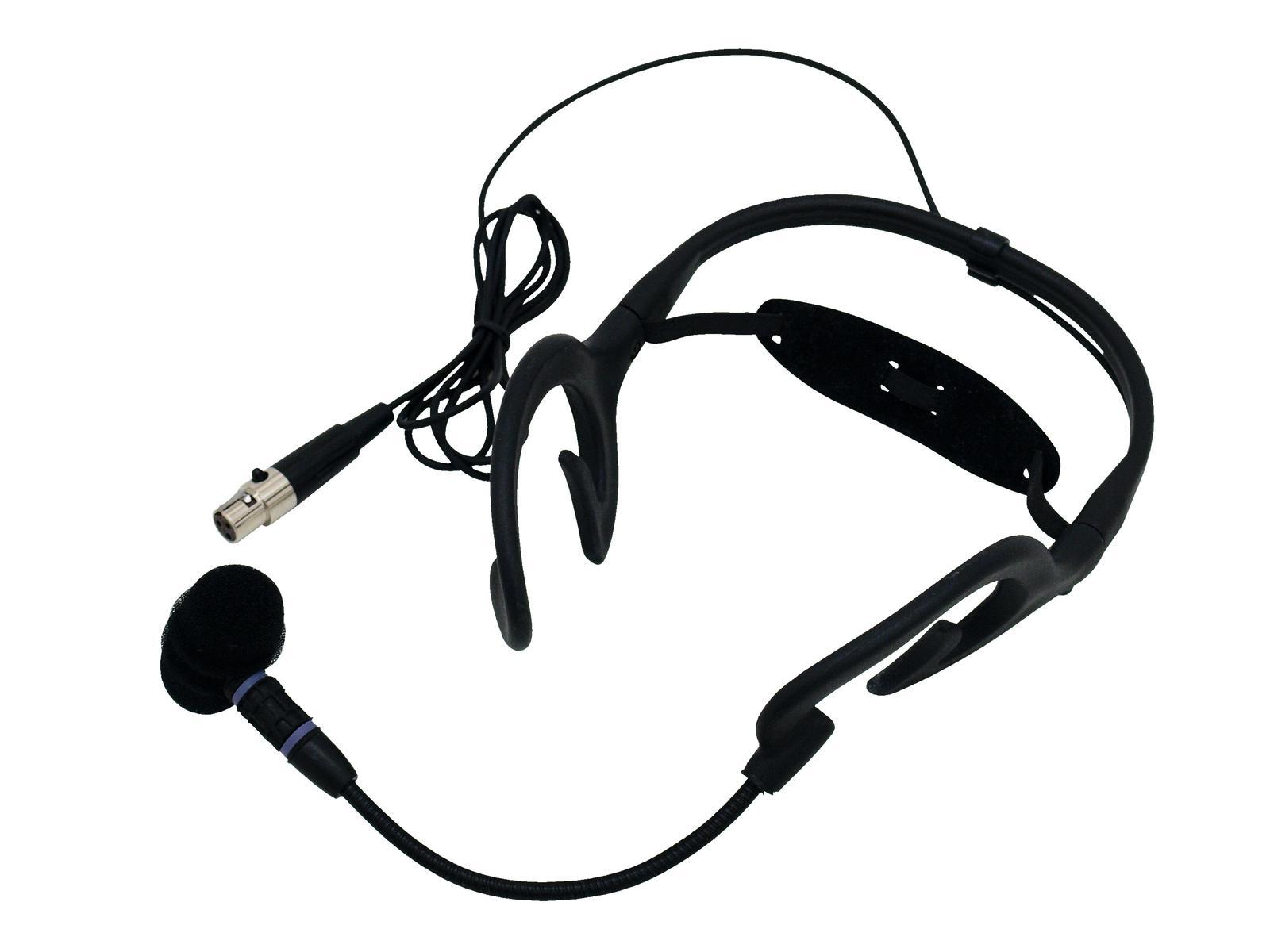 OMNITRONIC HS-1000 XLR microfono Arco Archetto