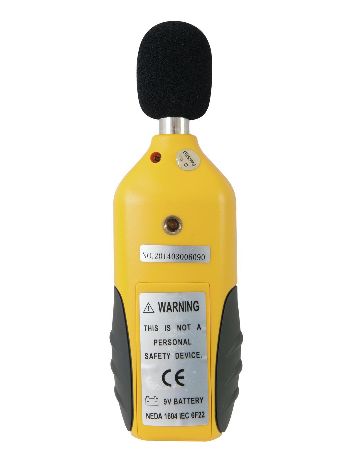 OMNITRONIC SLM-250 SPL-Meter