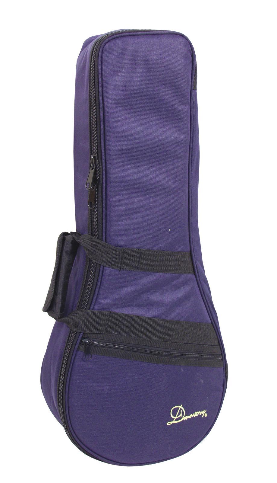 Borsa Custodia Bag sagomata per mandolino con zip e tracolle Dimavery