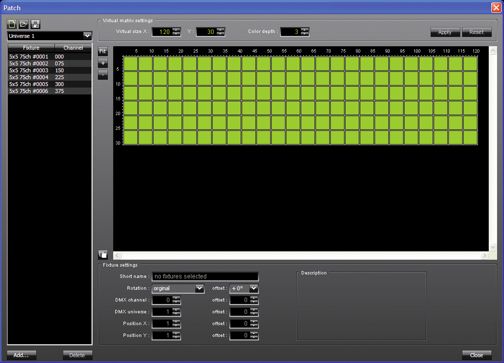 MADRIX NEO - USB interfaccia DMX512+licenza
