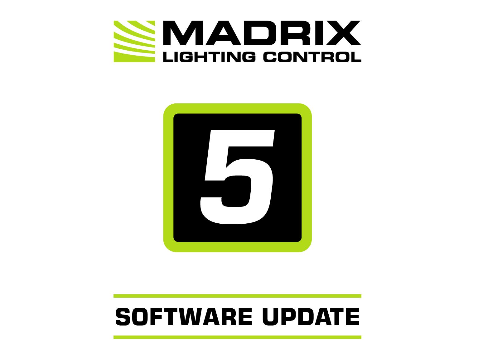 MADRIX AGGIORNAMENTO start 2.x o 3.x -> start 5.x