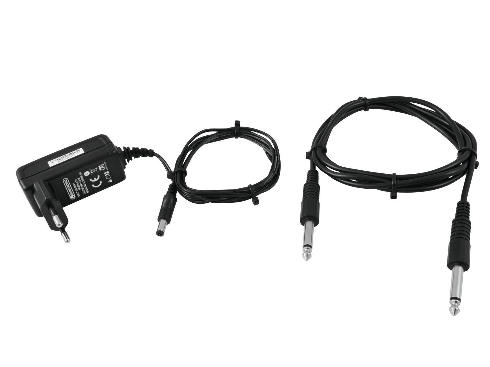 OMNITRONIC DR-1000 MK2 Funkempfänger