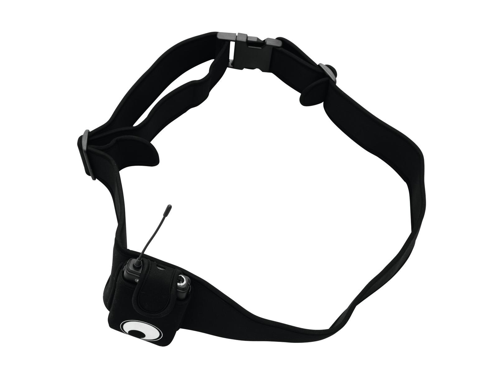 OMNITRONIC Gürtel für Taschenempfänger/Sender
