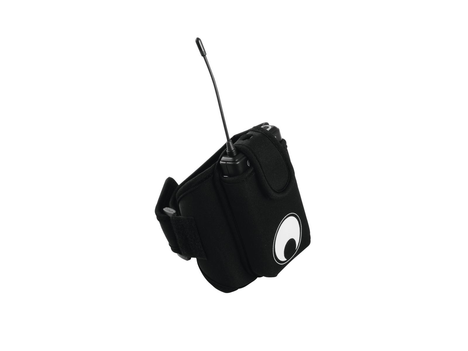 Fascia da polso braccio per cellulari trasmittenti OMNITRONIC Armbelt
