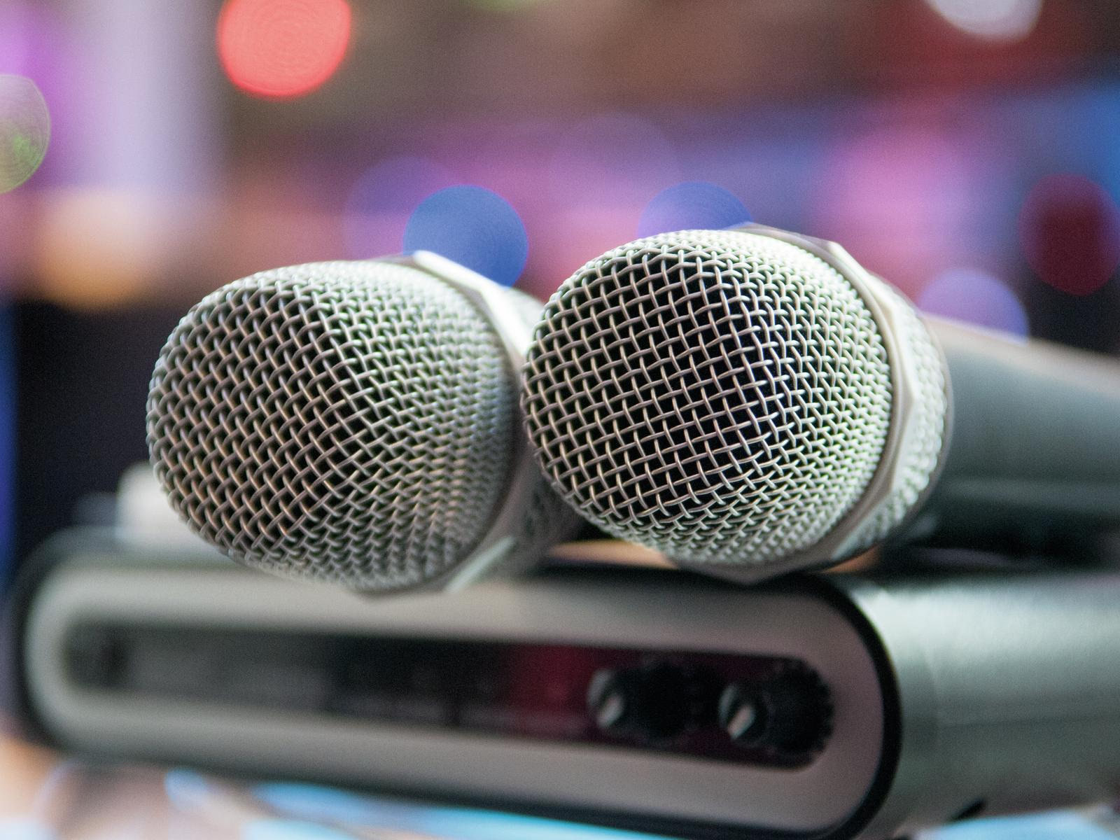 Set radiomicrofoni wireless se