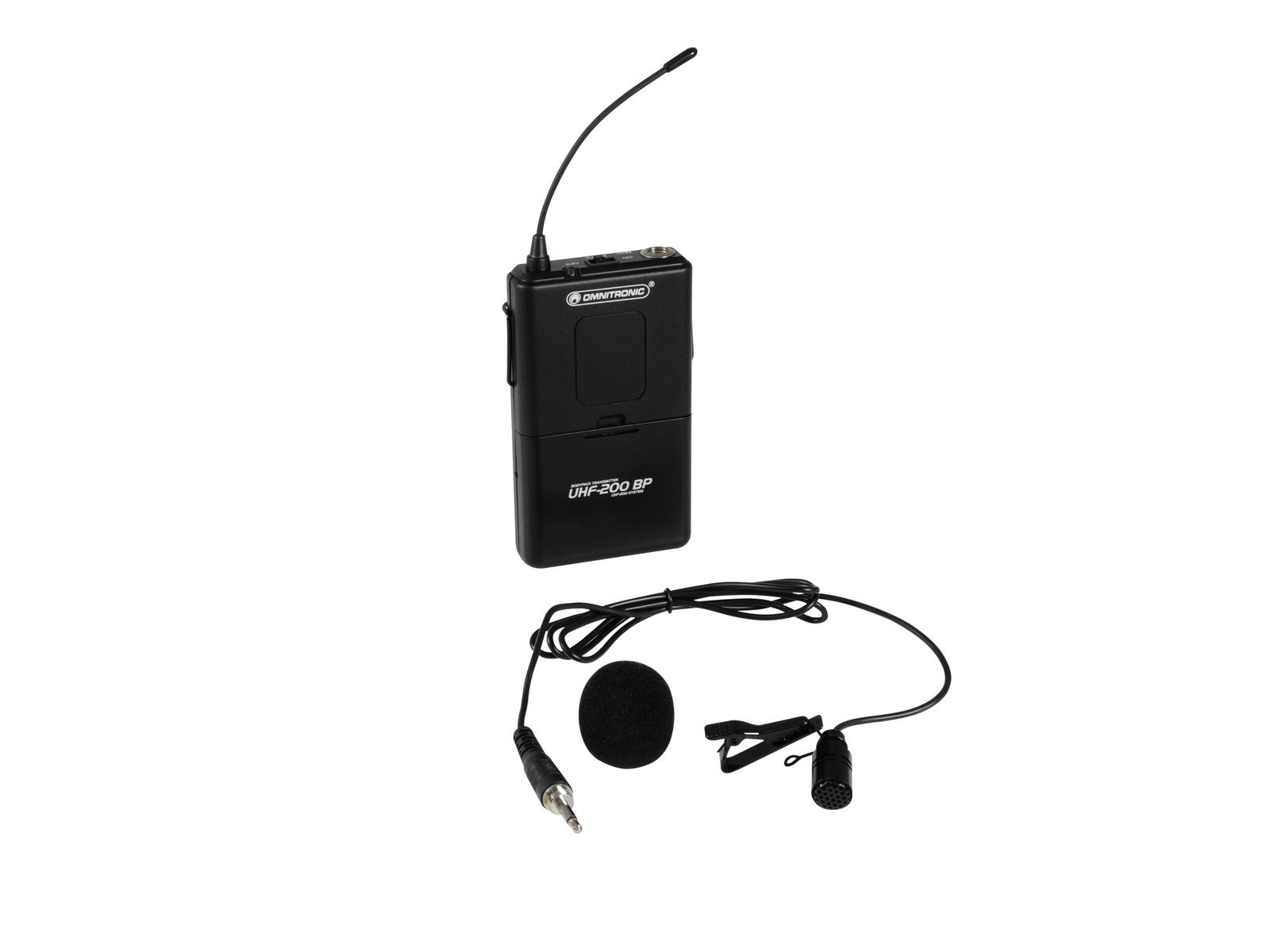 OMNITRONIC UHF-200  Trasmettit
