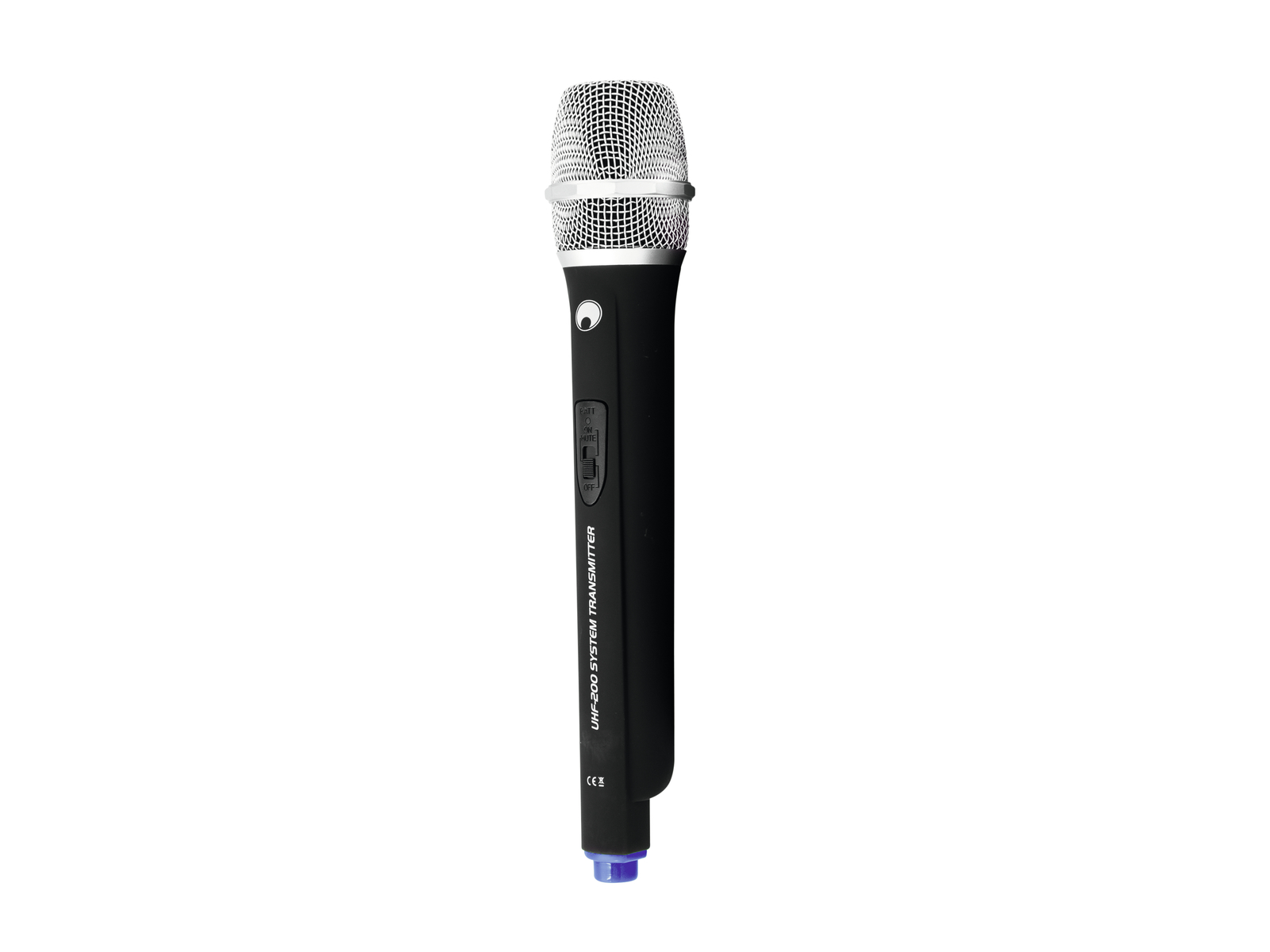 OMNITRONIC Microfono UHF-200 (823.100 MHz) (blu)