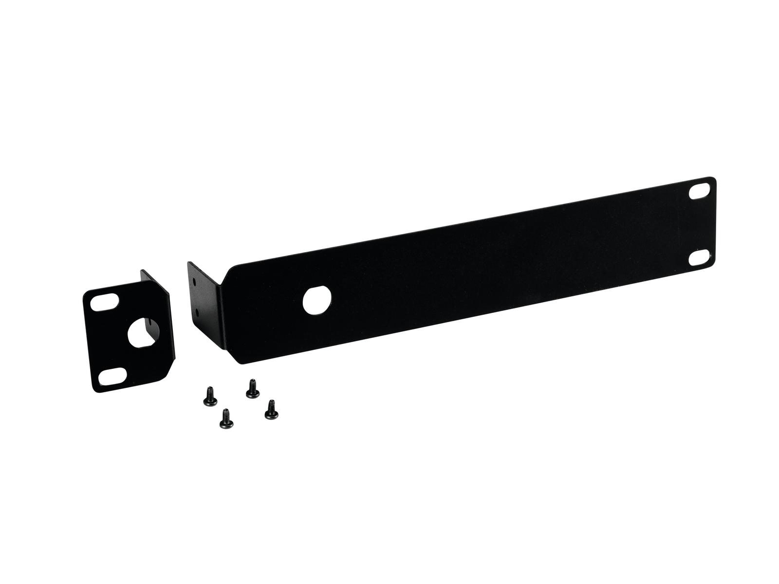 OMNITRONIC UHF-100 RM-1 Kit per montaggio in Rack per 1x UHF-101/UHF-102