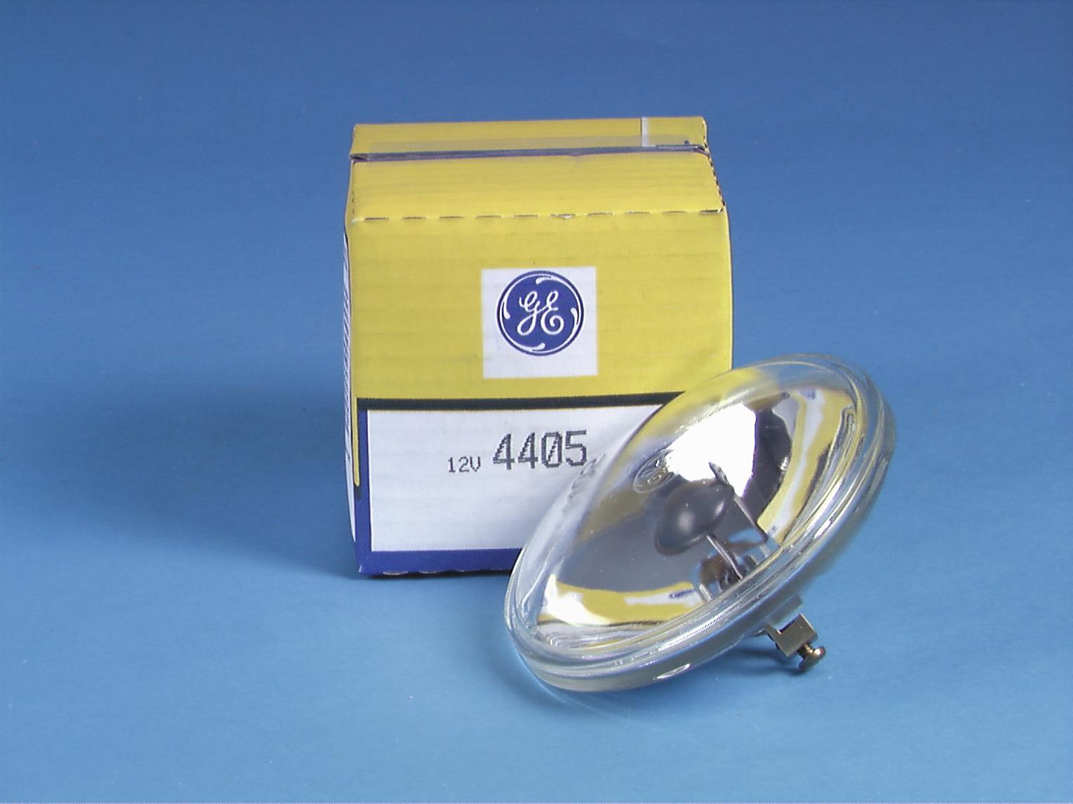 GE 4405 PAR-36 12,8 V/30W G-53 VNSP 100h