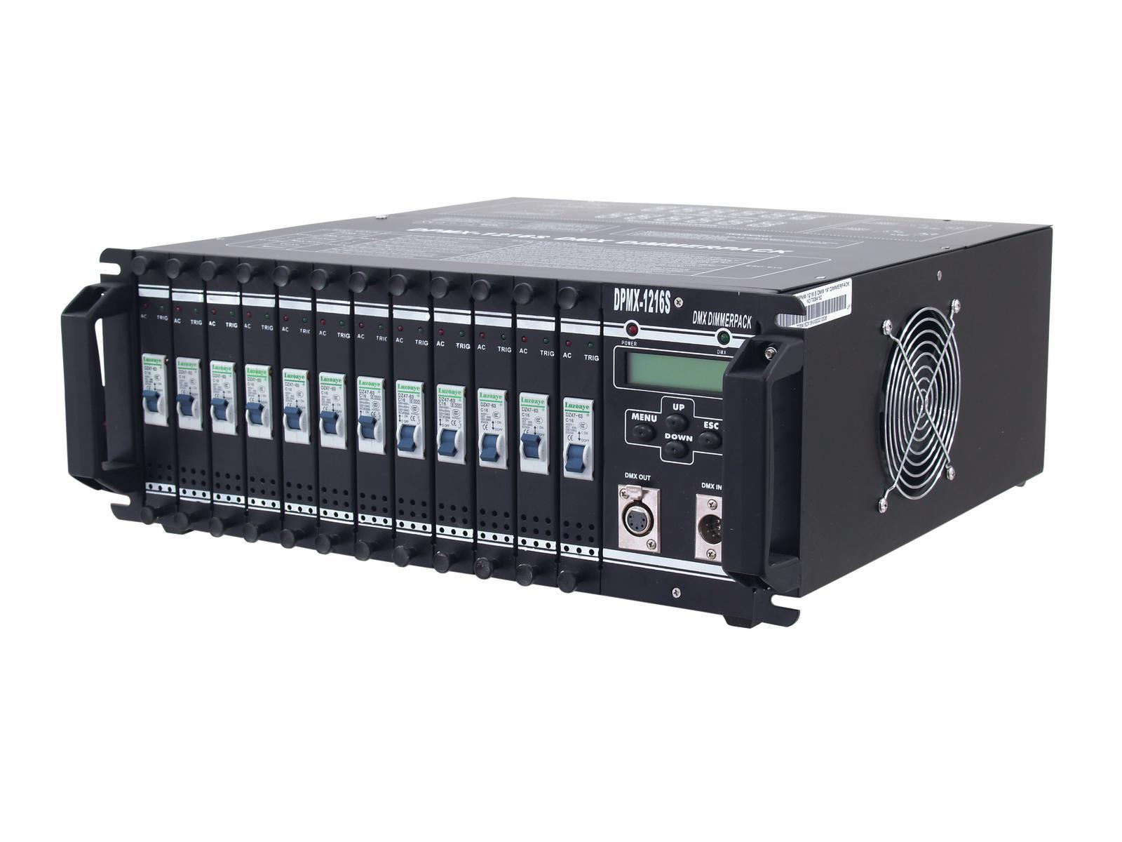 EUROLITE DPMX-1216 S DMX Dimmerpack