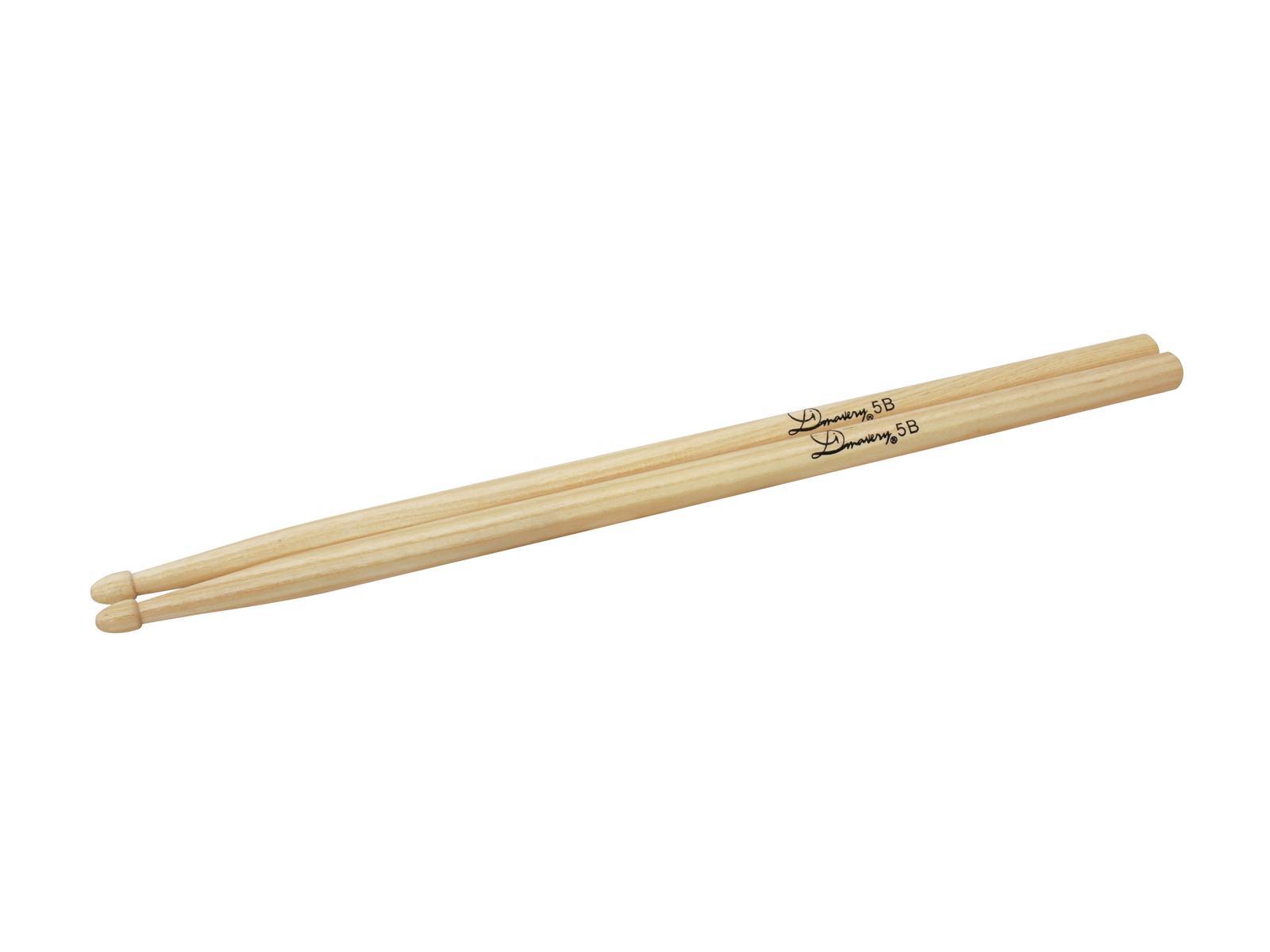 DIMAVERY DDS-5B Drumsticks, Hickory