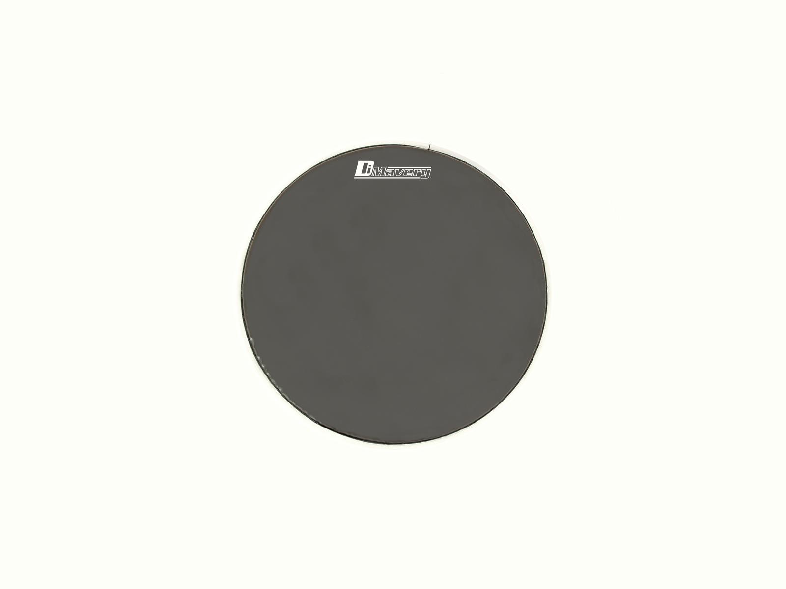 DIMAVERY DH-11 Schlagzeugfell, schwarz