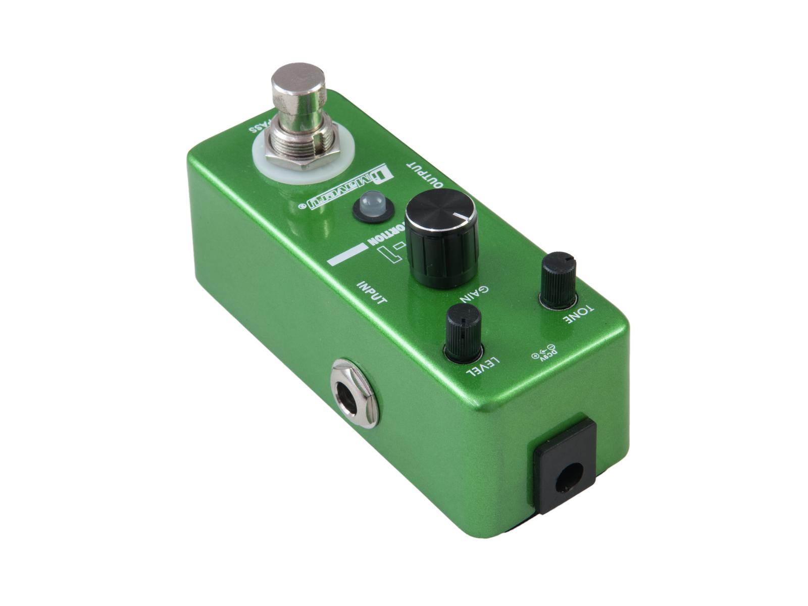 Effetto pedale Distorsore per chitarra e basso DIMAVERY DP-1