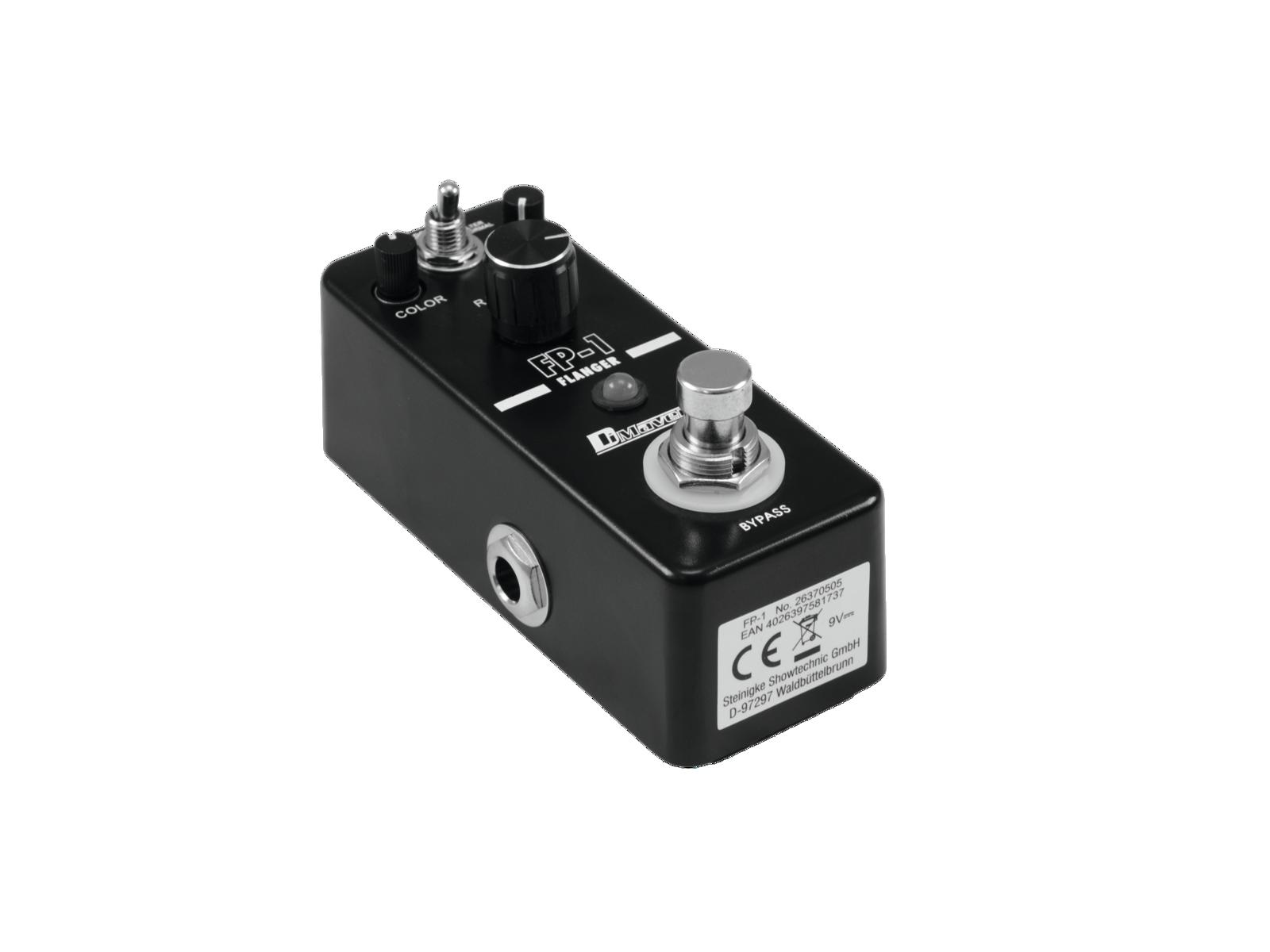 Pedale Effetto Per Chitarra Flanger DIMAVERY FP-1