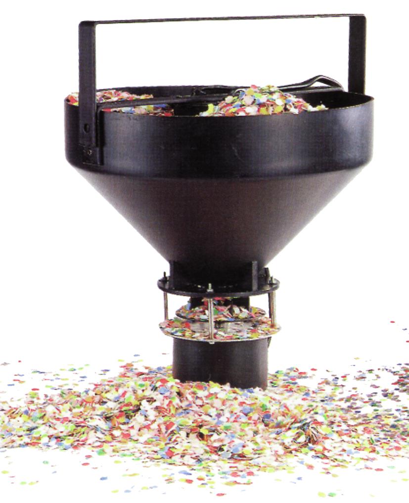 EUROLITE macchina Confetti