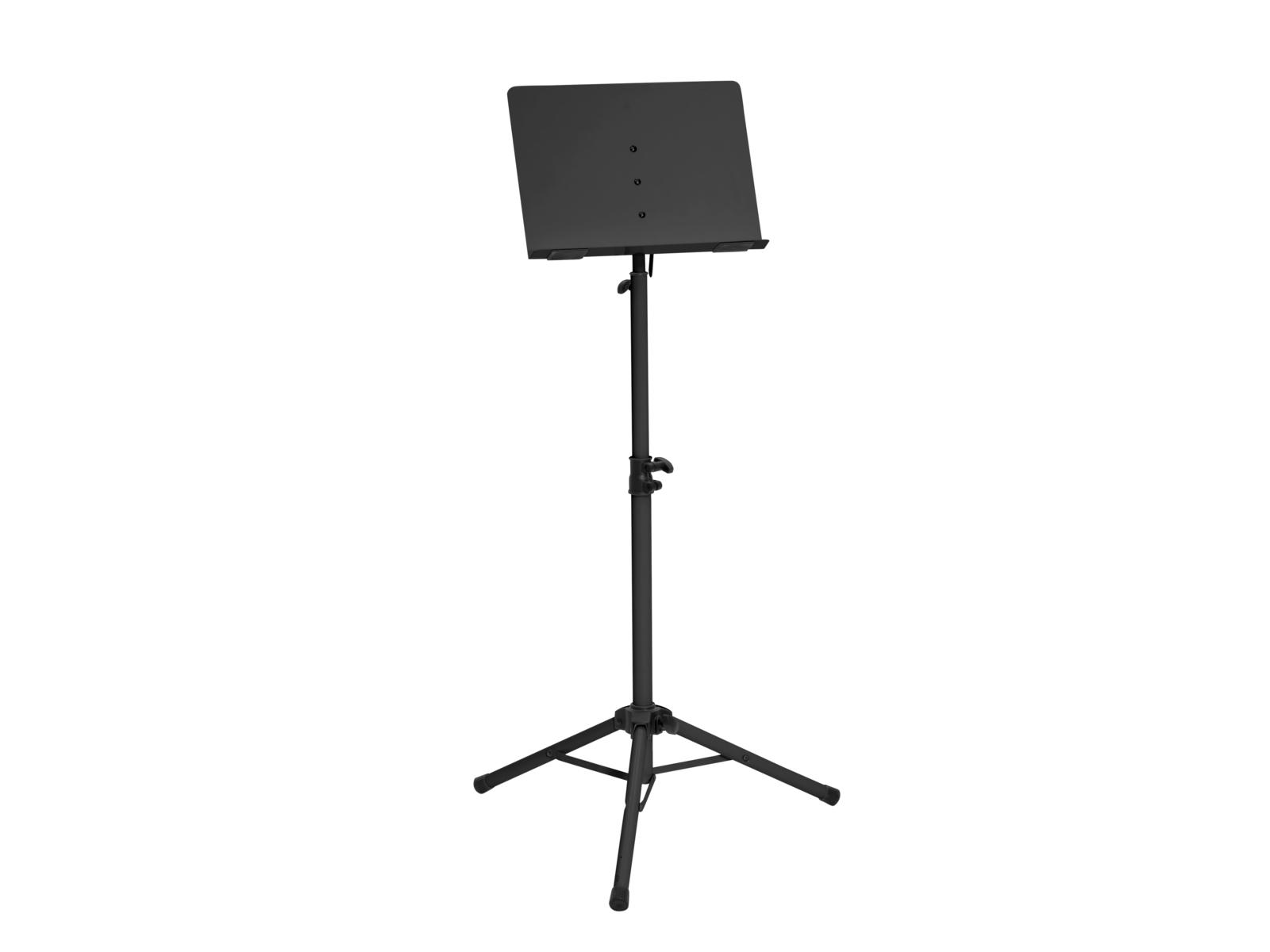 DIMAVERY Orchester-Notenpult OP-1 sw