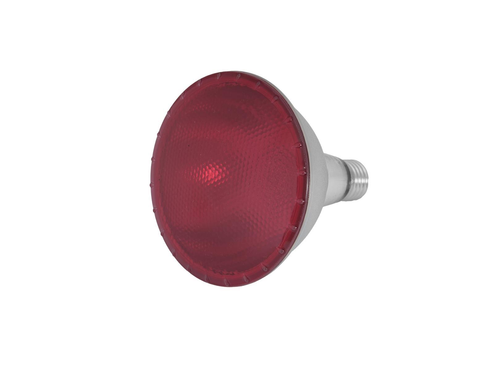 OMNILUX PAR-38 230V SMD 15W E-27 LED rosso
