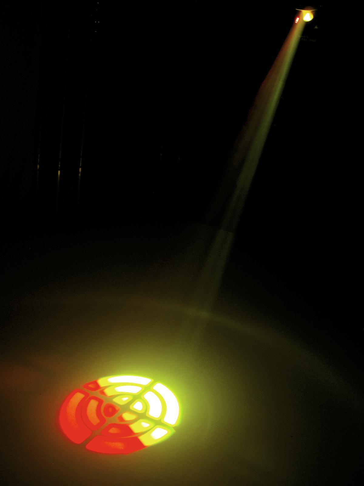 EUROLITE LED TSL-200 Scansione COB