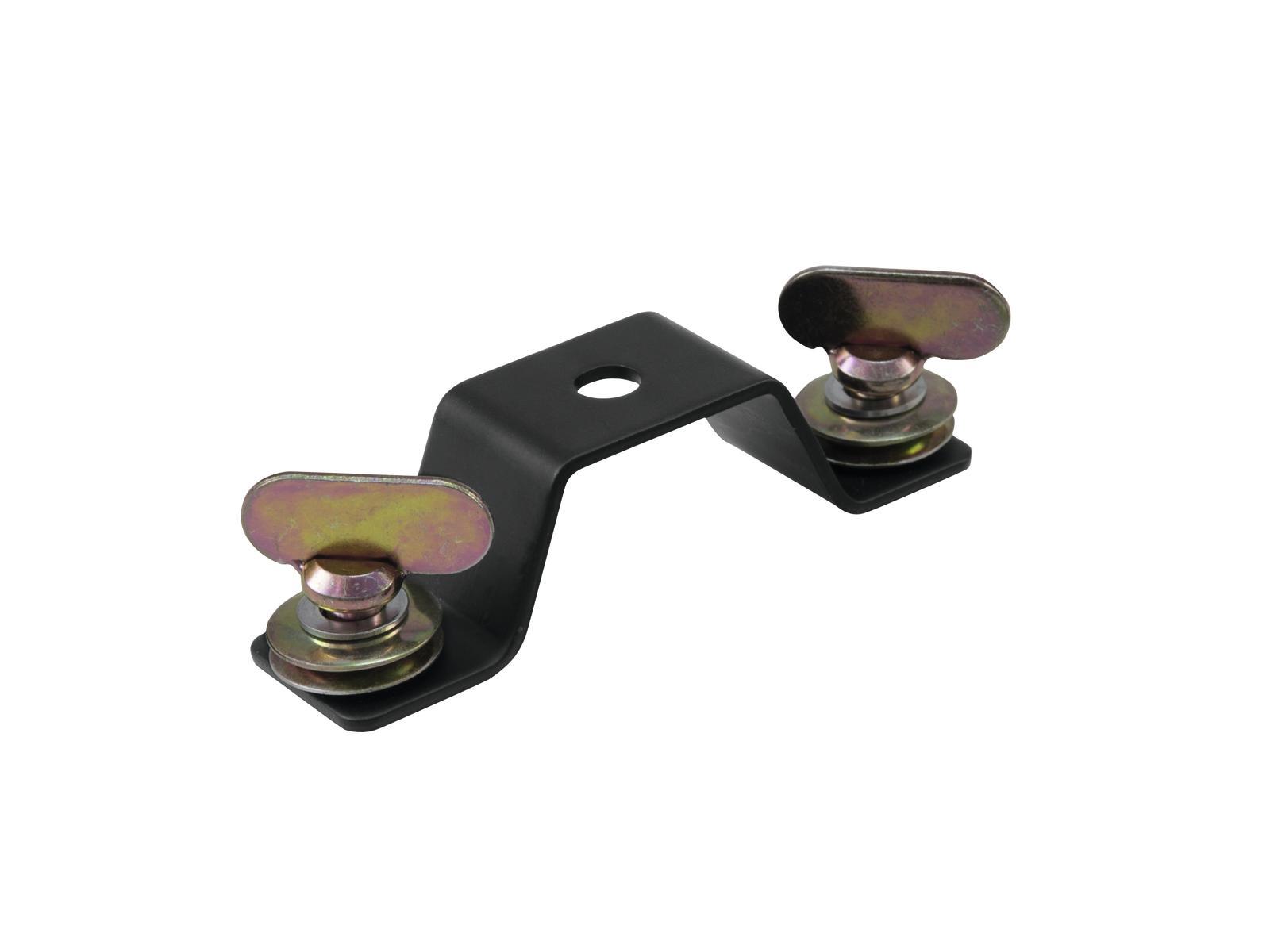 Gancio Staffa Supporto Di fissaggio per effetti luce EUROLITE Omega Holder 19