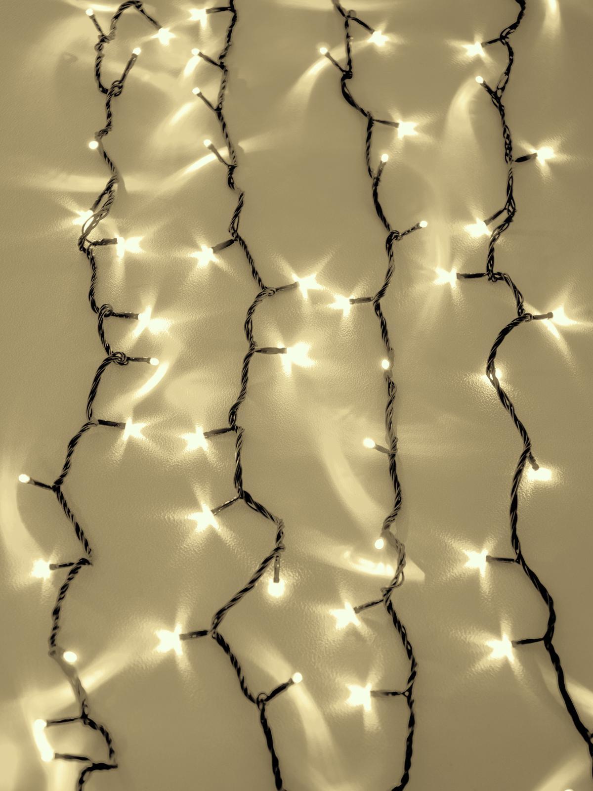 EUROLITE LED cascata di luce 2400x3200K Led bianchi