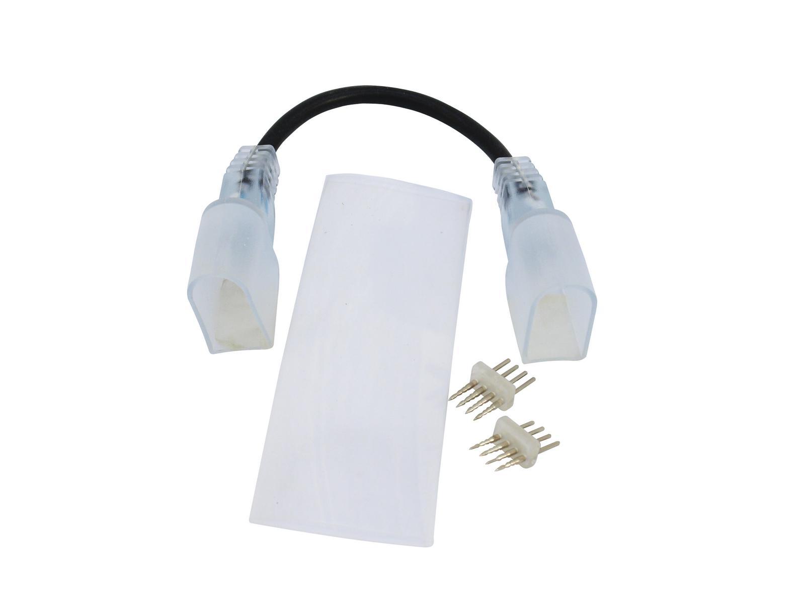 EUROLITE LED Neon Flex CE RGB connettore flessibile