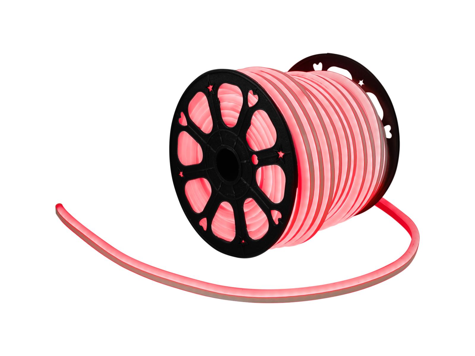 EUROLITE LED Neon Flex 230V Sottile rosso 100cm