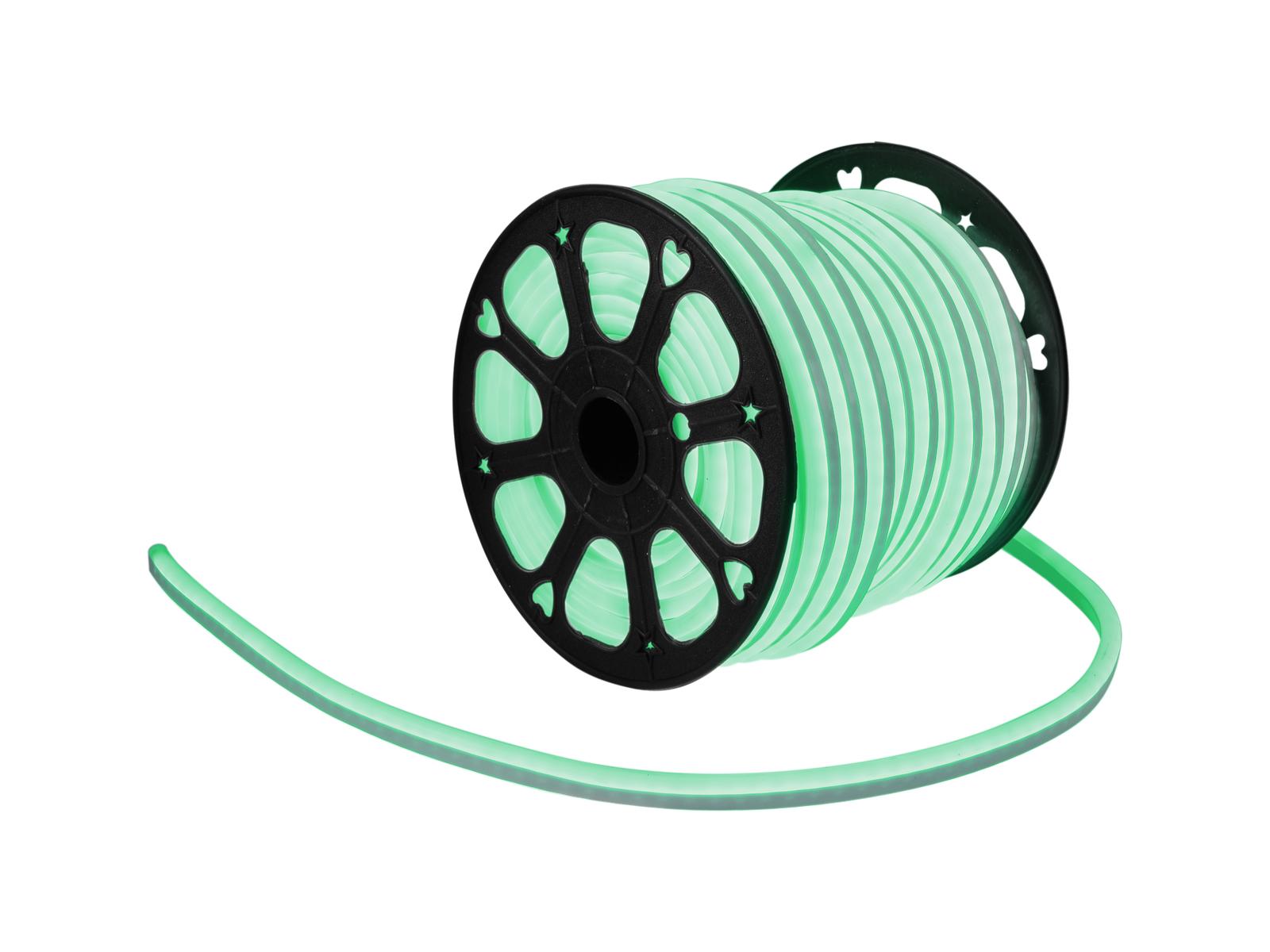 EUROLITE LED Neon Flex 230V Slim verde 100cm
