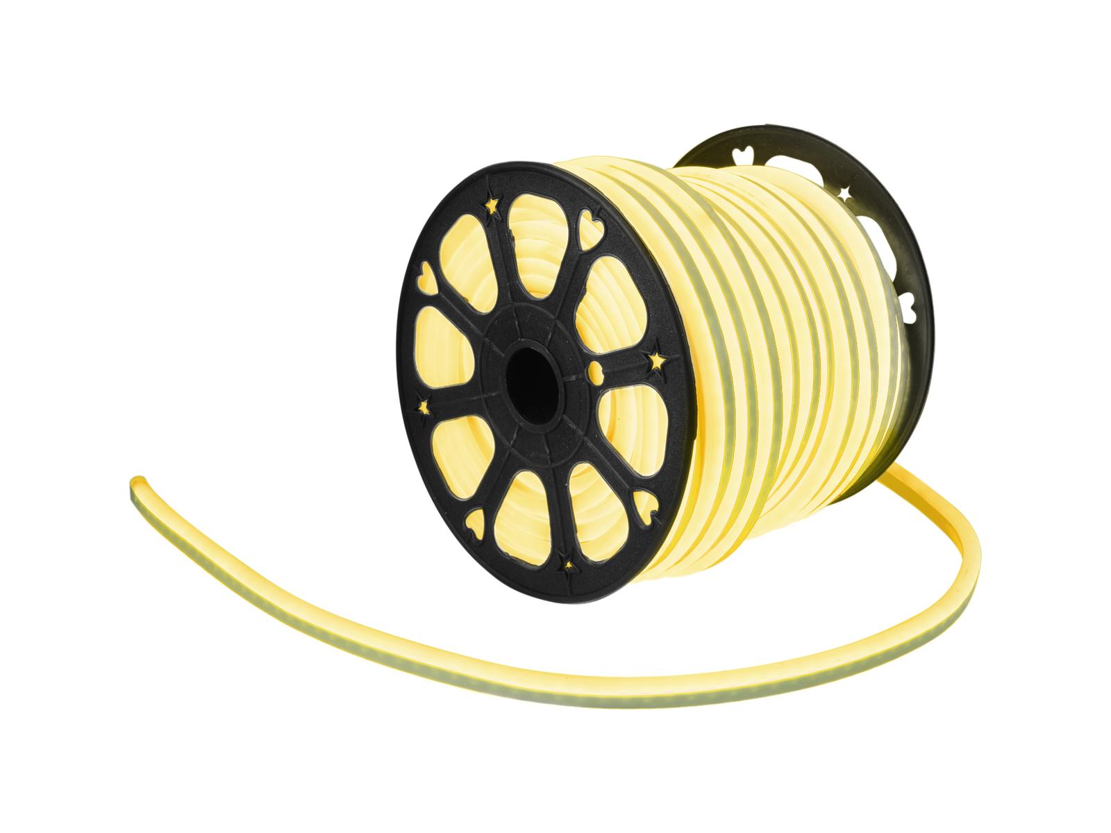 EUROLITE LED Neon Flex 230V Slim giallo 100cm