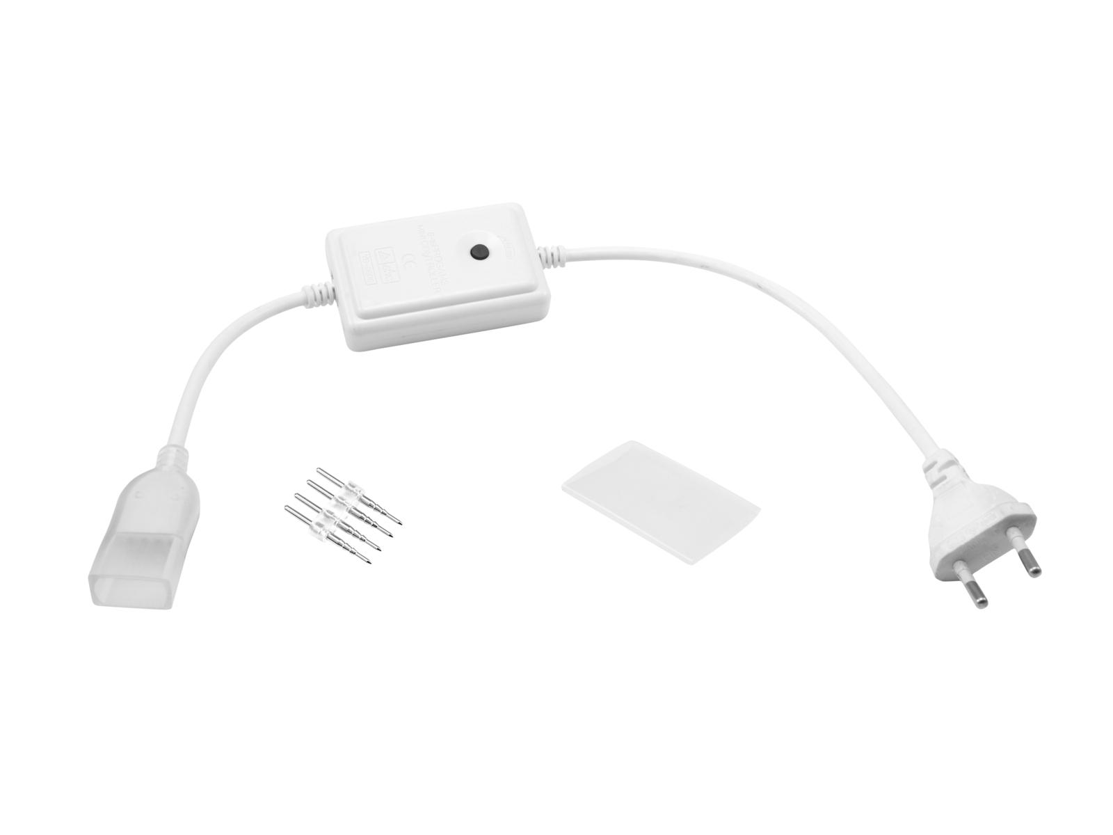 EUROLITE Controller di Base per LED Neon Flex 230V Slim RGB