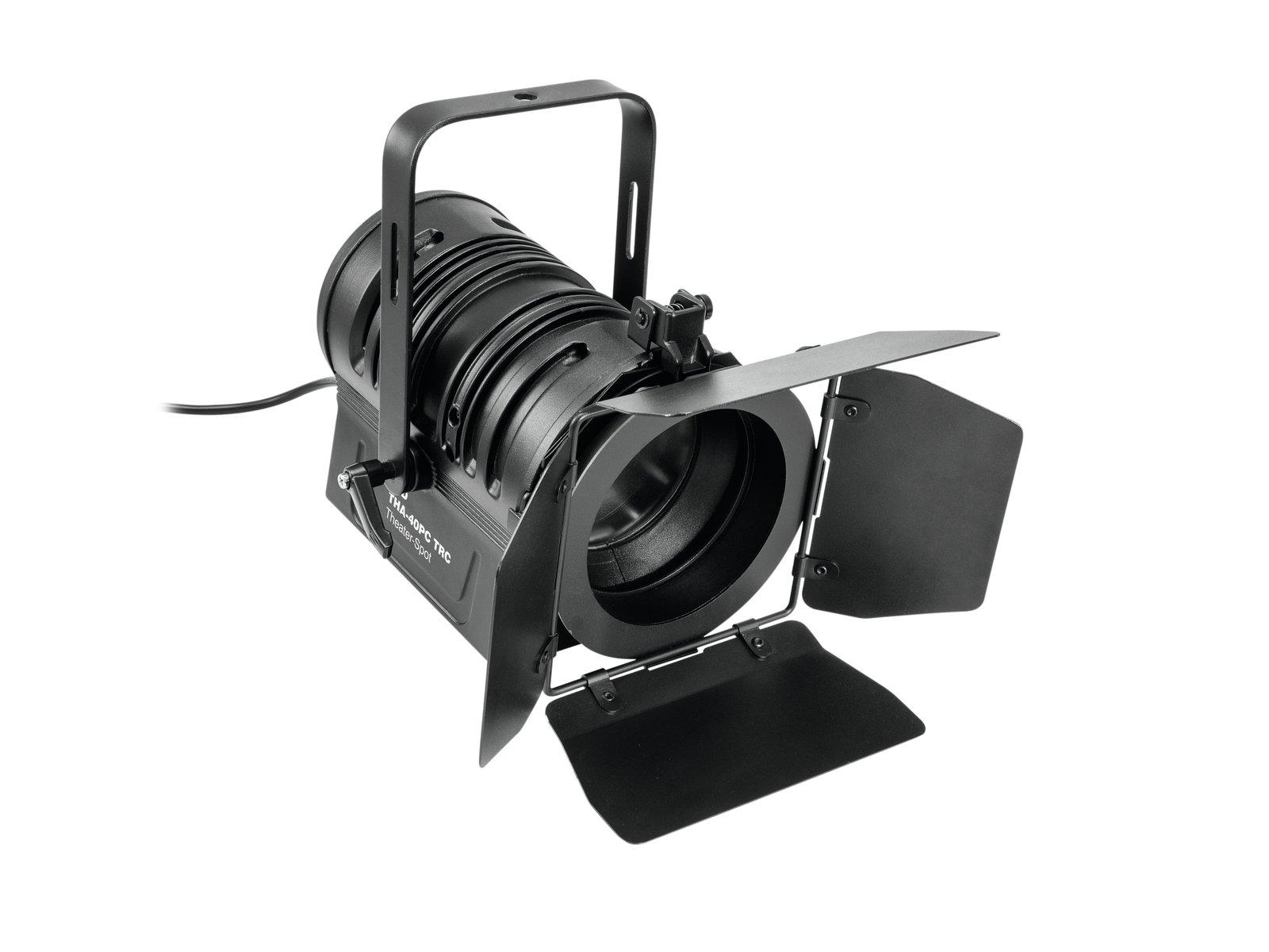EUROLITE LED THA-40PC TRC компактный светодиодный прожектор