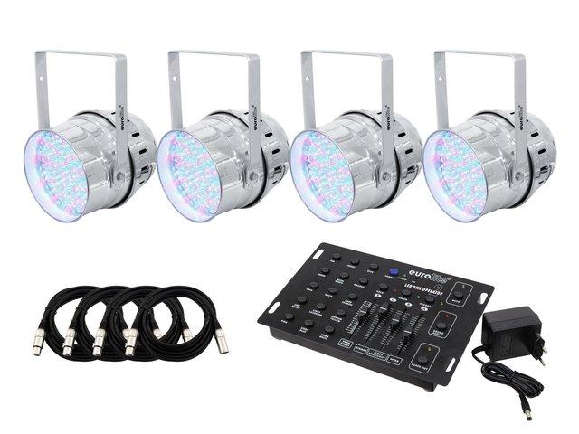 mpn09000083-eurolite-set-4x-led-par-64-rgba-mit-controller-alu-MainBild