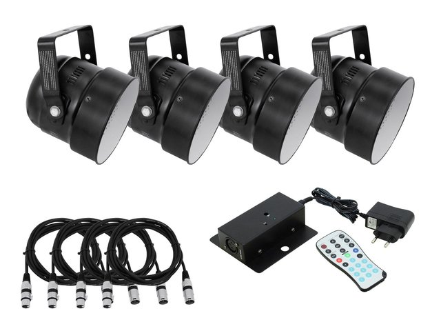 mpn09000191-eurolite-set-led-par-56-5mm-sw-+-operator-ir2dmx-MainBild