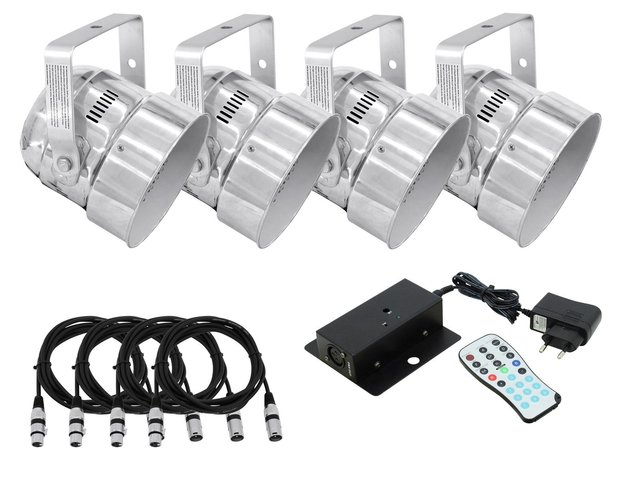 mpn09000192-eurolite-set-led-par-56-5mm-sil-+-operator-ir2dmx-MainBild