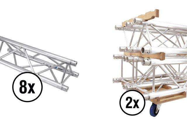 mpn20000087-alutruss-set-trilock-e-gl33-2000-+-truss-transport-board-MainBild