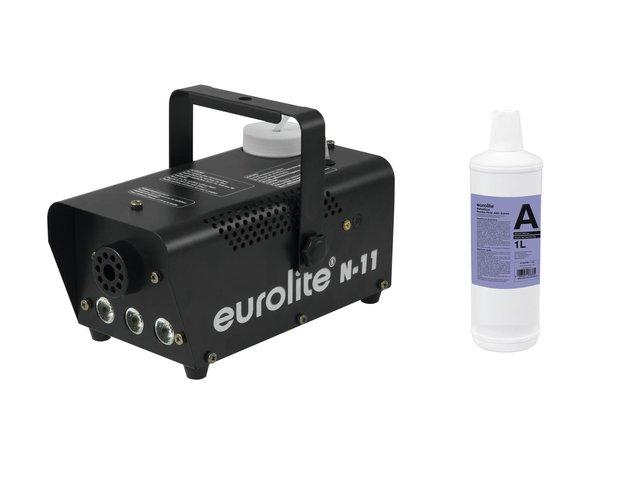 mpn20000132-eurolite-set-n-11-led-hybrid-amber-fog-machine-+-a2d-action-smoke-fluid-1l-MainBild