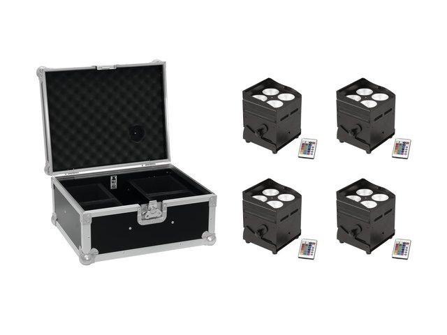 mpn20000277-eurolite-set-4x-akku-up-4-qcl-spot-quickdmx-+-case-MainBild