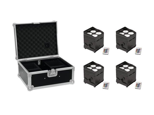 mpn20000277-eurolite-set-4x-akku-up-4-qcl-spot-quickdmx-+-case-MainBild