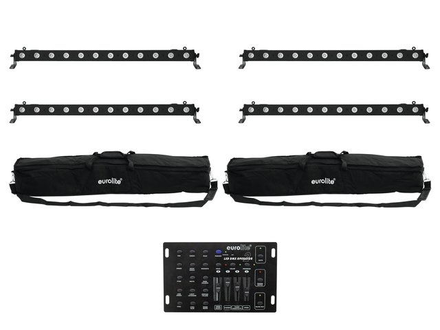 mpn20000403-eurolite-set-4x-led-bar-12-qcl-rgba-+-2x-soft-bag-+-controller-MainBild