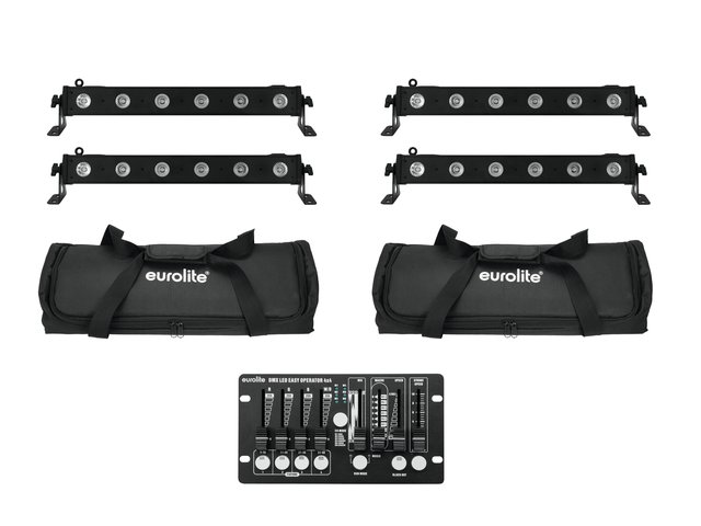 mpn20000405-eurolite-set-4x-led-bar-6-qcl-rgbw-+-2x-soft-bag-+-controller-MainBild