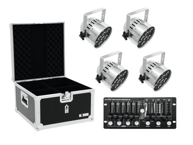 mpn20000410-eurolite-set-4x-led-par-56-hcl-sil-+-case-+-controller-MainBild
