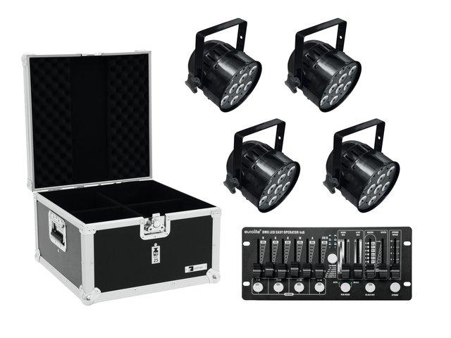 mpn20000411-eurolite-set-4x-led-par-56-hcl-bk-+-case-+-controller-MainBild