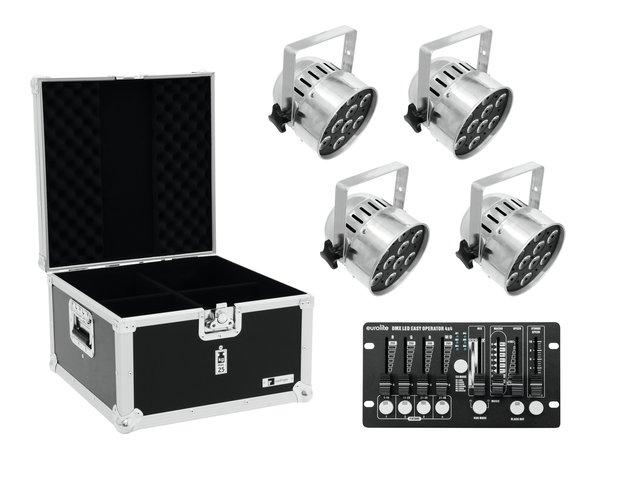 mpn20000412-eurolite-set-4x-led-par-56-qcl-sil-+-case-+-controller-MainBild