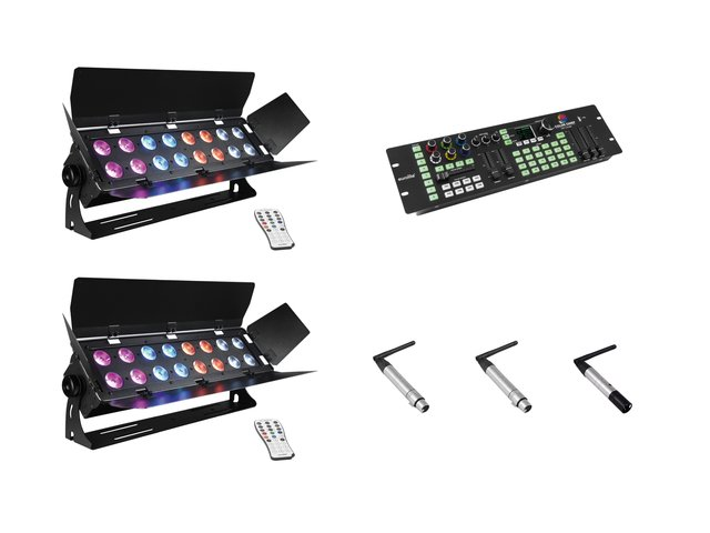 mpn20000485-eurolite-set-2x-stage-panel-16-+-color-chief-+-quickdmx-transmitter-+-2x-receiver-MainBild