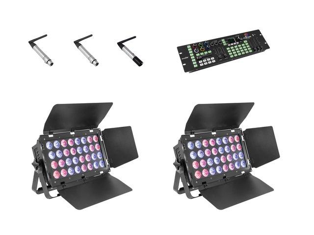 mpn20000486-eurolite-set-2x-stage-panel-32-+-color-chief-+-quickdmx-sender-+-2x-empfaenger-MainBild