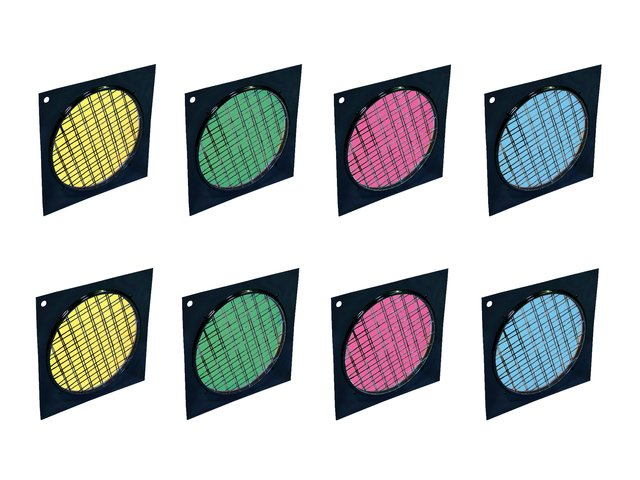 mpn20000509-eurolite-set-8x-dichroic-filter-black-frame-par-64-assorted-MainBild